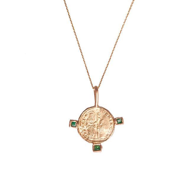 Cleopatra's Bling项链 售价234美元(约1576人民币)