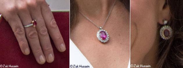 红宝石及粉蓝宝石全新珠宝