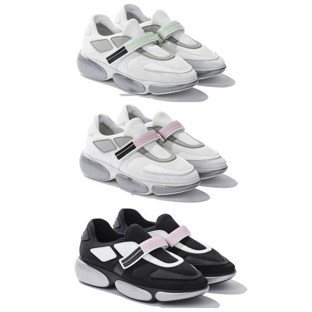 Prada Cloudbust运动鞋