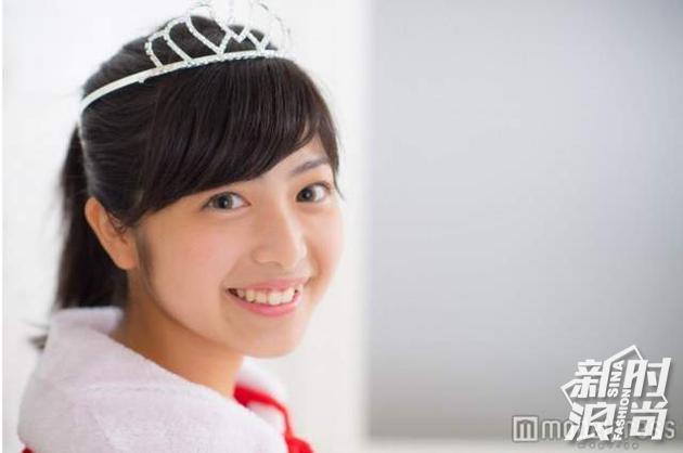 吉田莉樱 最美高一女生