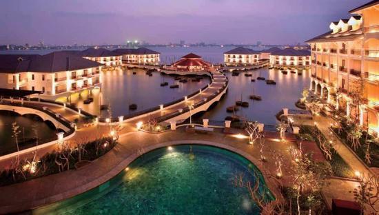 河内西湖洲际酒店