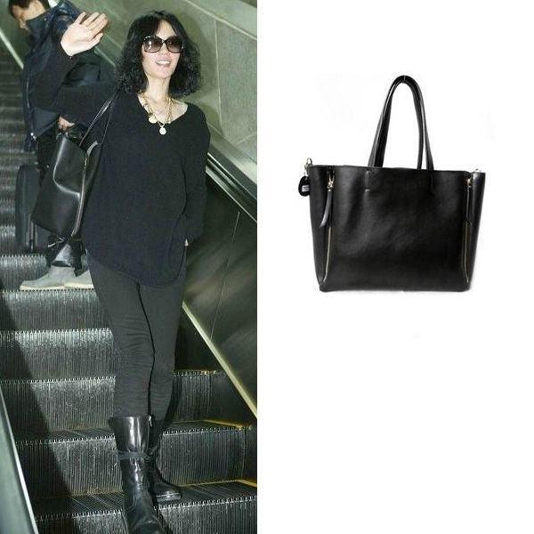 王菲拿Celine包包