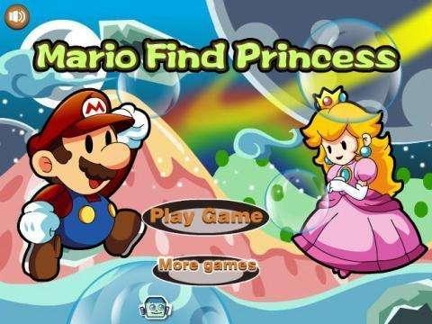 超级玛丽和公主