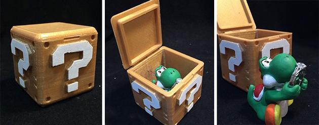 《超级玛丽》中的耀西 Yoshi来求婚