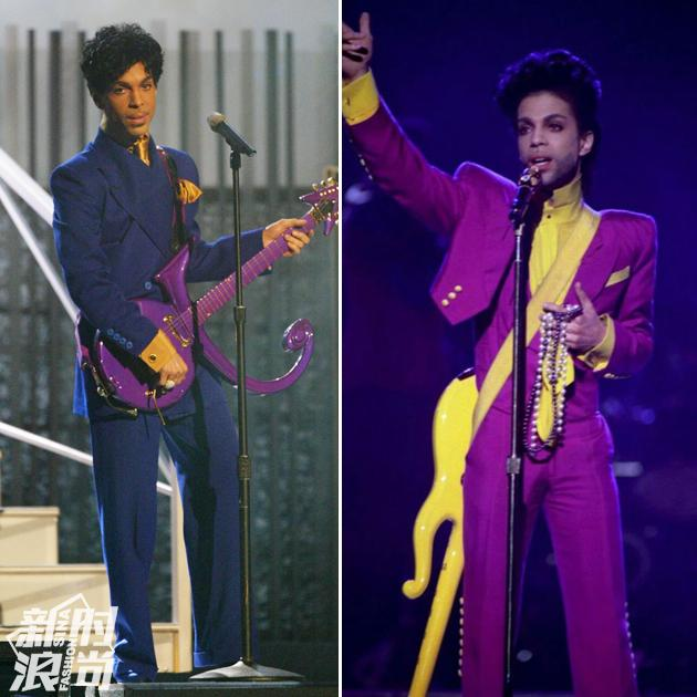 Prince喜欢的紫色