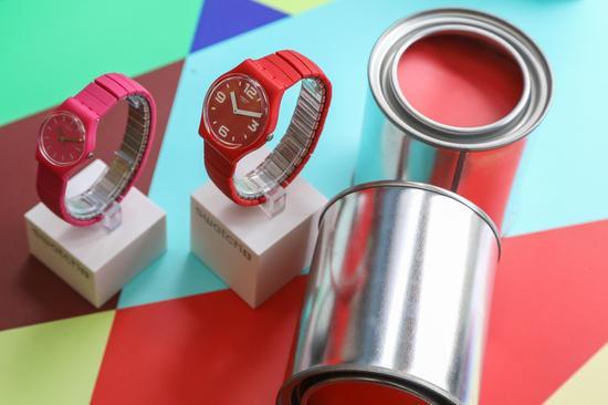 色彩工作室系列腕表