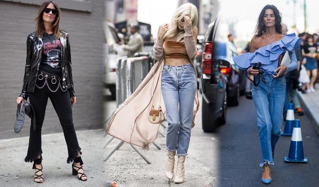 秋天就是拼仔裤的时候怎么穿才对你准备好没