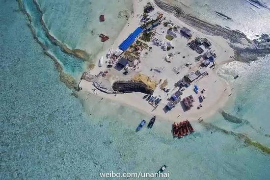 图:南海诸岛网