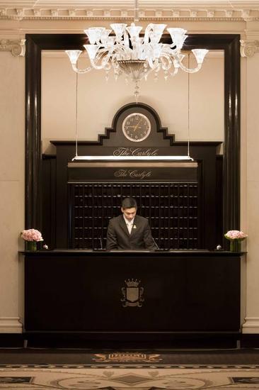 The Carlyle酒店客房 图片来源自品牌