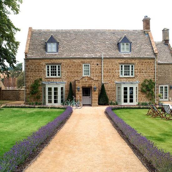 英国牛津郡Soho Farmhouse会所 图片来源自sohofarmhouse.com