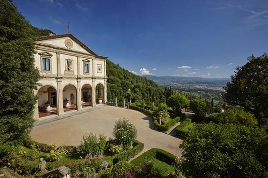 Belmond Villa San Michele别墅 图片来源自Booking.com