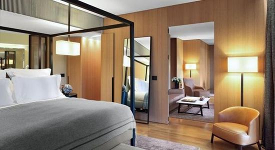 米兰宝格丽酒店客房 图片来源自dehotel.xyz