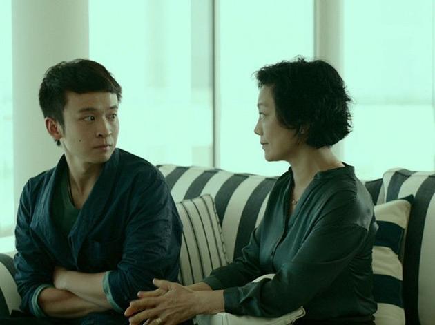《山河故人》董子健跟张艾嘉飚戏