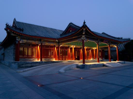 颐和安缦-前厂