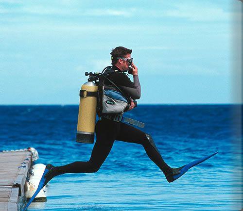 安曼瓦那潜水 图片来源自amanresorts.com