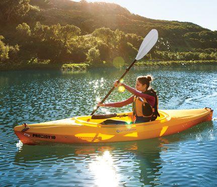 皮划艇 图片来源自SELF Magazine