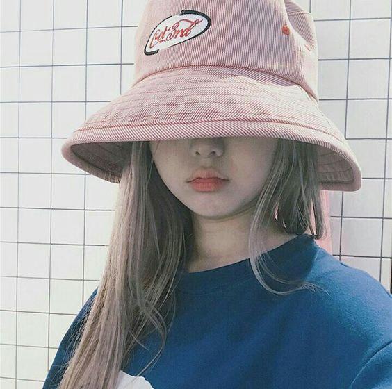 韩范儿的渔夫帽