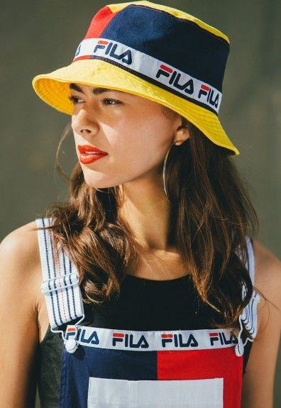 FILA运动帽十分运动风