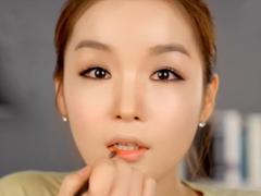 韩国女孩化妆技巧 让你顿时傻眼
