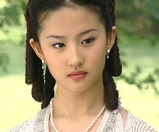 刘亦菲《金粉世家》