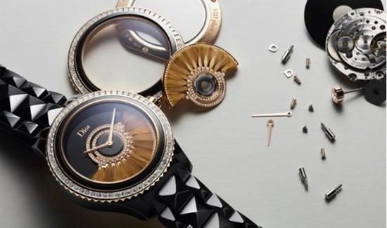 Dior腕表,图片来源于品牌