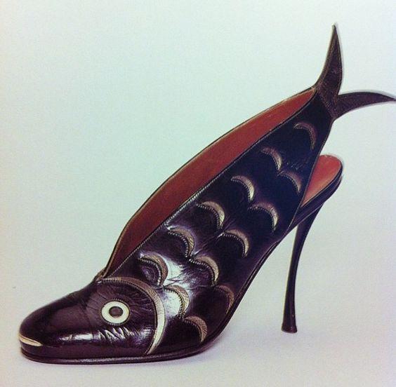 鲤鱼高跟鞋