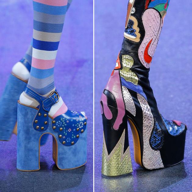 Marc Jacobs2017春夏高跟鞋