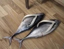 真正的咸鱼拖