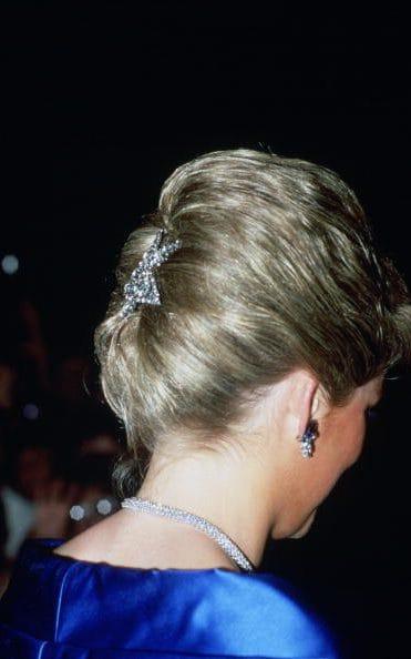 1988年戴安娜王妃出访澳大利亚悉尼