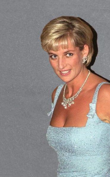 1997年戴安娜去世前最后一次公开露面