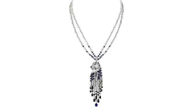 Cartier项链
