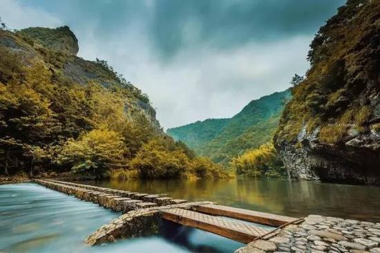 浙江·楠溪江