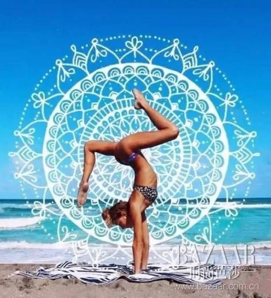 选择瑜伽健身没错滴