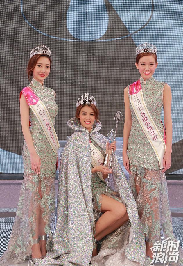 左起:何依婷、雷庄儿、huangwei