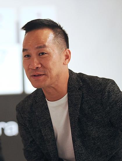 评委-《周末画报》生活版主编Joseph Chow