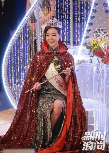 2015年xianggang麦明诗