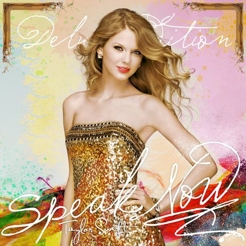 2010年:《Speak Now》
