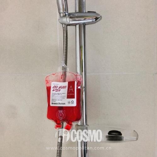血袋沐浴液3