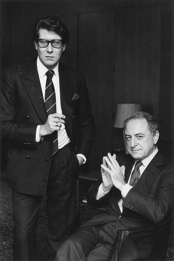 YSL前商业伙伴Pierre Berge去世