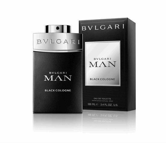 05. BVLGARI Man Black Cologne宝格丽酷爽男士古龙淡香水