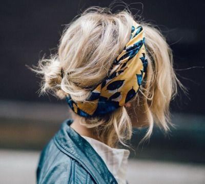 当下流行的发带