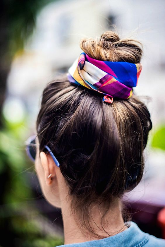 发带的用法