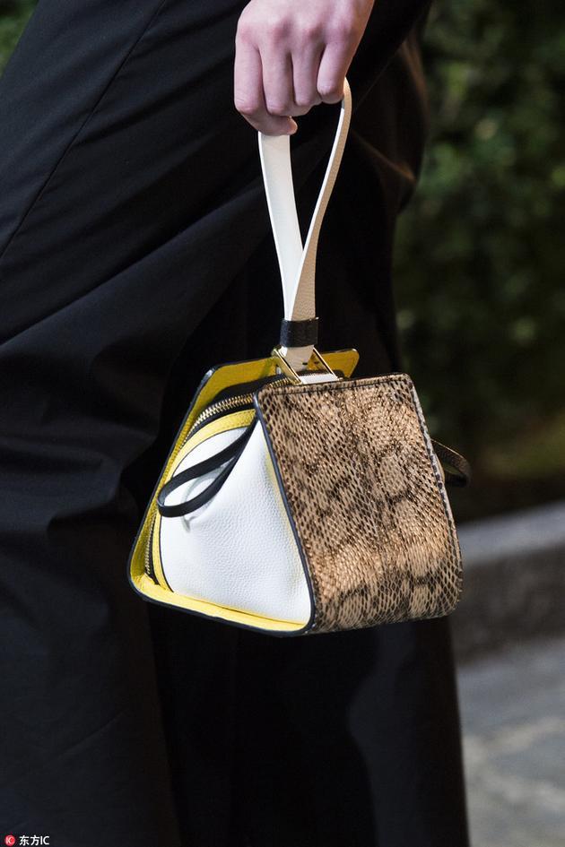 Vionnet动物纹包包
