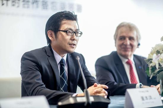 阿里巴巴集团首席市场官董本洪先生致辞