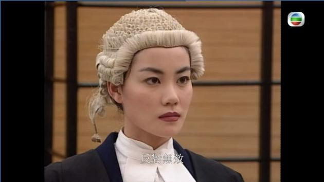 TVB再掀回忆杀 天后王菲的24岁也曾穿成职场小百合