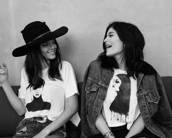 Kendall +Kylie