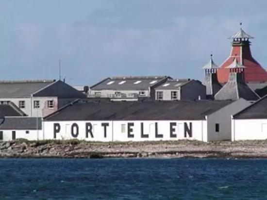 PORT ELLEN酒厂原址