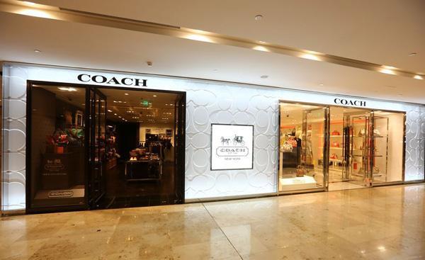 Coach品牌门店