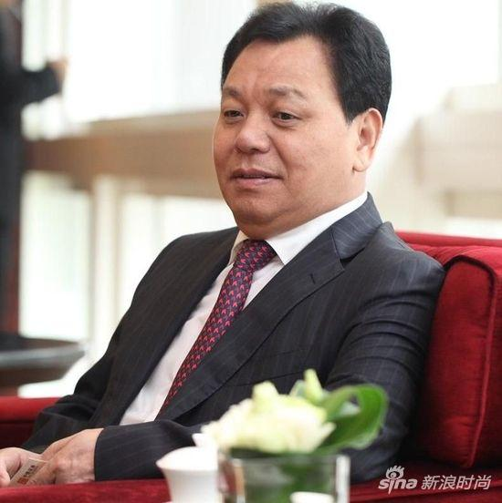 森马集团有限公司董事长邱光和