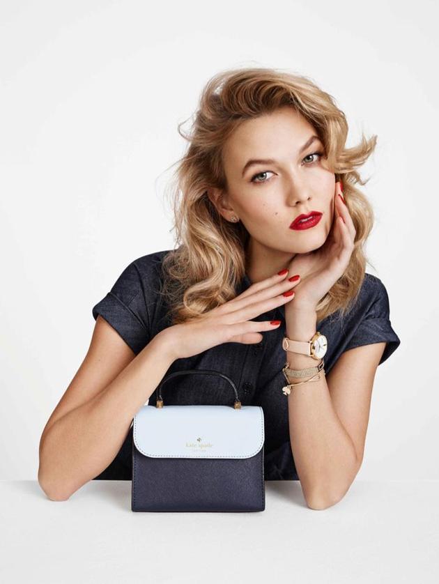 Kate Spade品牌广告